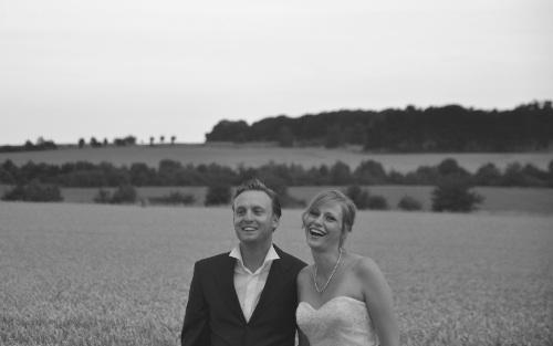 Brautpaar im Harz