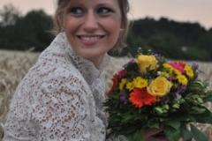 Braut im Harz