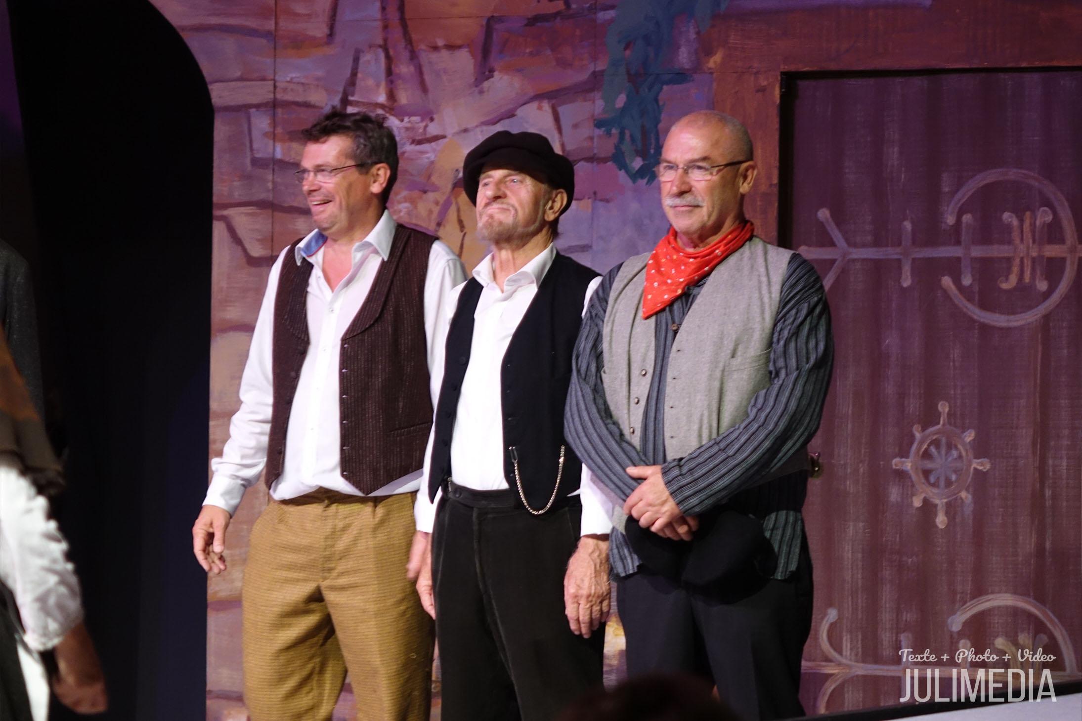 """Singakademie. Die Oper """"Faust"""" hat am 11. August im Marstall  in Wernigerode Premiere gefeiert."""