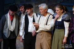 """Die Singakademie hat die Oper sangeskräftig unterstützt. Die Oper """"Faust"""" hat am 11. August im Marstall  in Wernigerode Premiere gefeiert."""