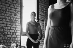 Ballett im alten E-Werk