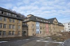 Ruine der Schokoladenfabrik