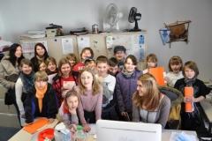 Schüler besuchen Redaktion