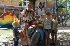 """Fest in der Kindertagesstätte """"Regenbogen"""""""