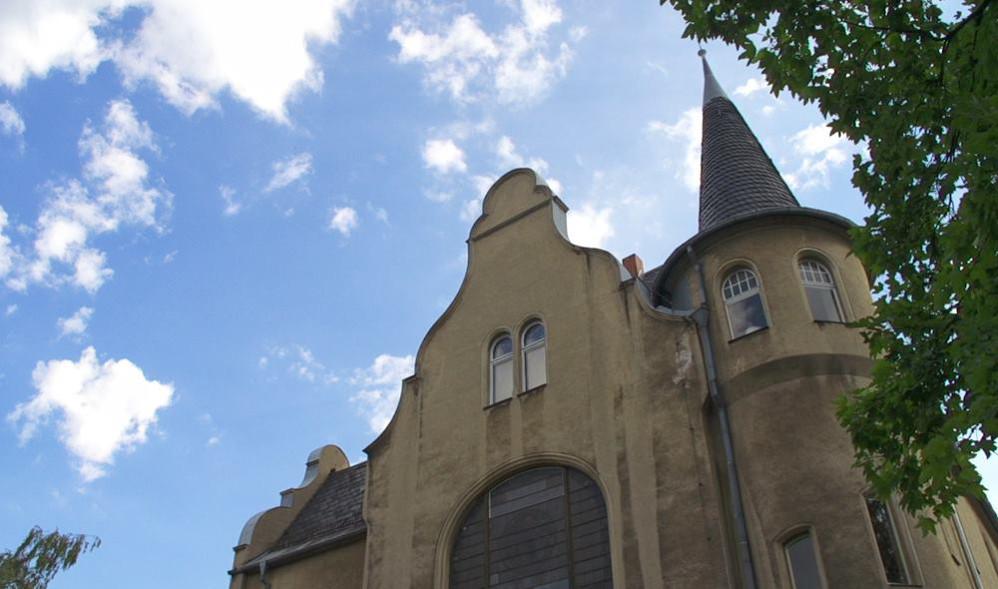In der Villa Russo in Wernigerode proben die Darsteller der Schlossfestspiele.