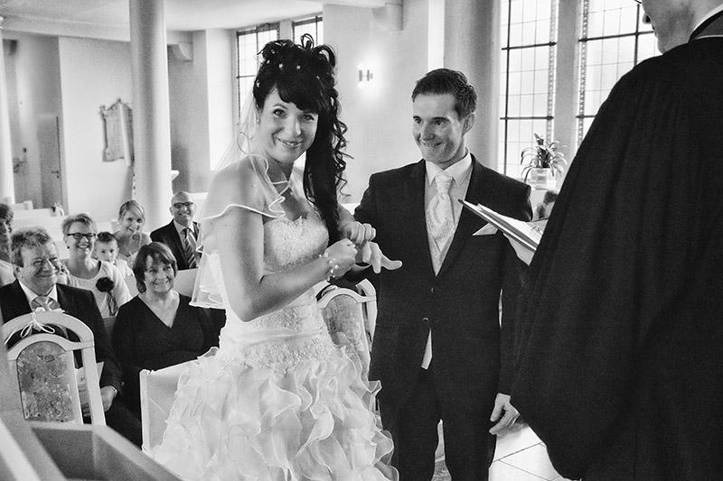 Ich durfte die Hochzeit von Melanie und Tobi aus Oker begleiten.