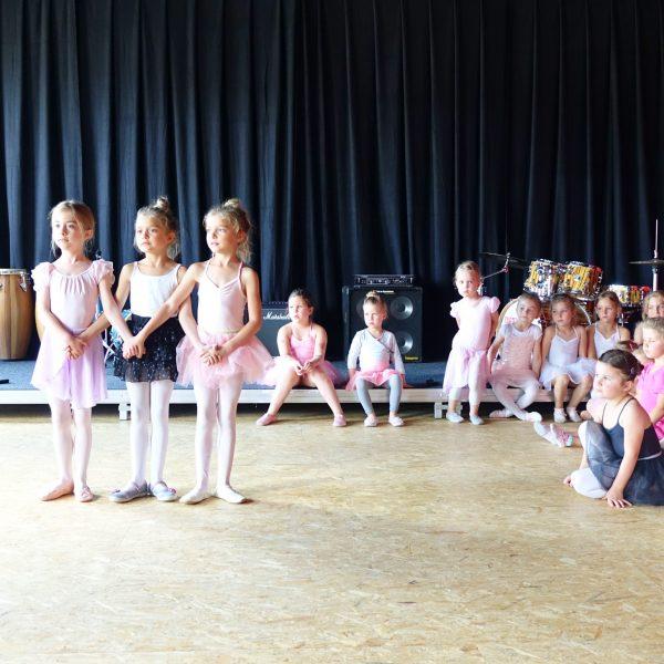 Ballett in der Turbine 19 in Wernigerode