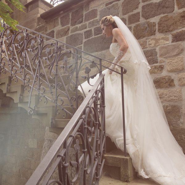 Hochzeit von Tina und Björn in Wernigerode. Foto: Julia Bruns/JULIMEDIA