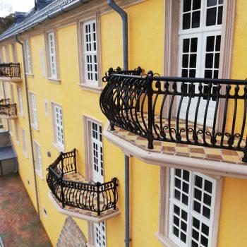Blankenburg Großes Schloss im Miniaturenpark